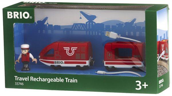 רכבת טיולים נטענת 33746 BRIO