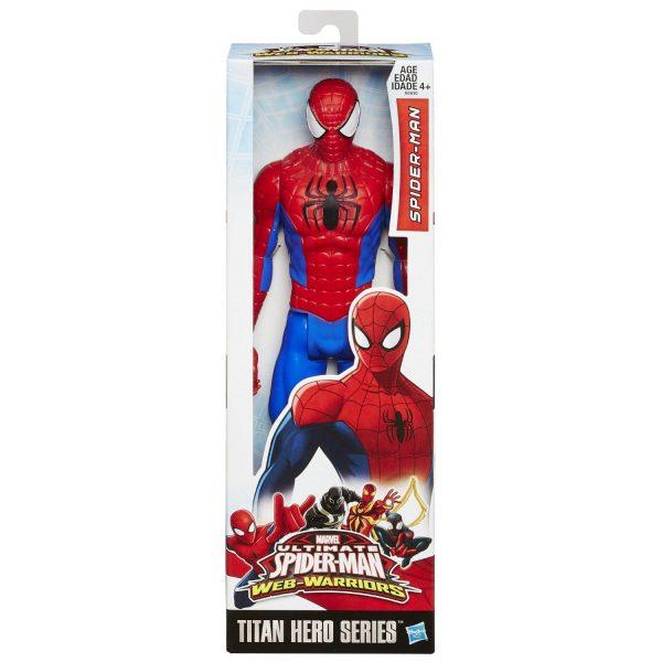 """ספיידרמן - דמות גיבור על 30 ס""""מ"""