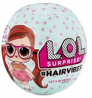 LOL Surprise - לול הפתעת השיער Hairvibes