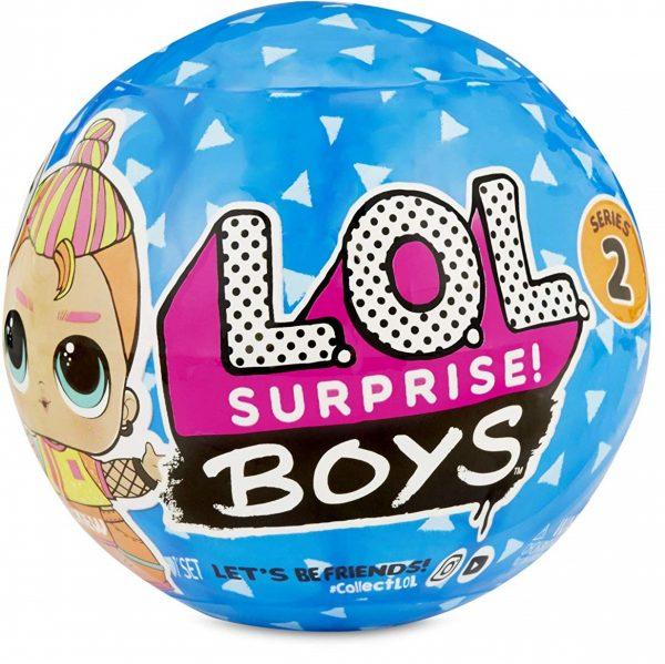 LOL surprise - boys לול בנים LOL