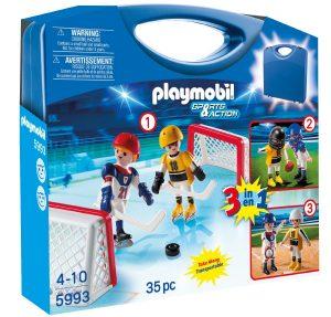 פליימוביל מזוודת ספורט Playmobil 5993