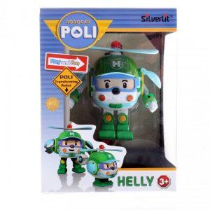 רובו אוטו פולי - הלי - Robocar Poli HELLY 83048