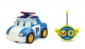 רובו אוטו פולי – רכב משטרה עם שלט רחוק
