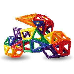 מגפורמרס 62 חלקים ערכת המעצב 63081  Magformers Designer Set