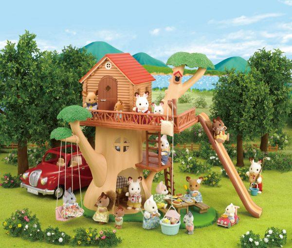 משפחת סילבניאן - בית על העץ 4618