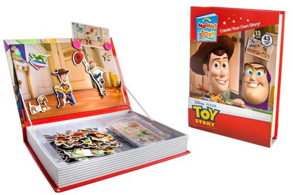 פאזל מגנטים - צעצוע של סיפור Disney