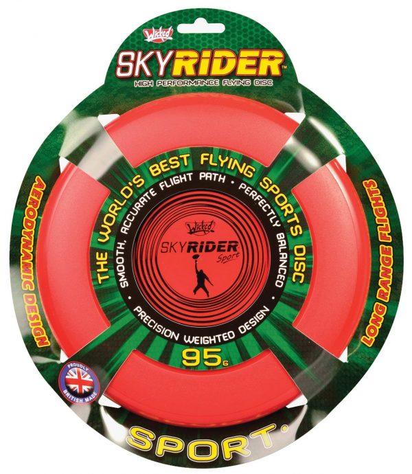 פריזבי ספורט - סקי ריידר 95ג