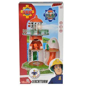 סמי הכבאי - מגדלור אלקטרוני  Fireman Sam