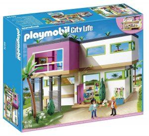 פליימוביל החיים בעיר – וילה מפוארת - מארז ענק - 5574