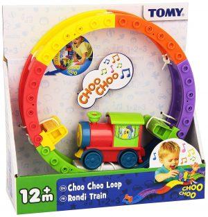 טומי - הקטר צ'וצ'ו הרכבת שמסתובבת