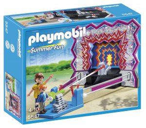 פליימוביל חופשת קיץ- משחק פגיעה בפחיות - 5547