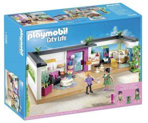 פליימוביל החיים בעיר - סוויטת אורחים - 5586