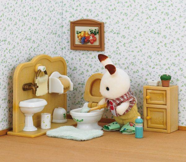 שוקו הארנב בחדר - משפחת סילבניאן