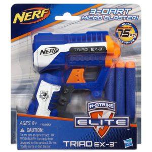 נרף טריאד NERF Triad EX-3
