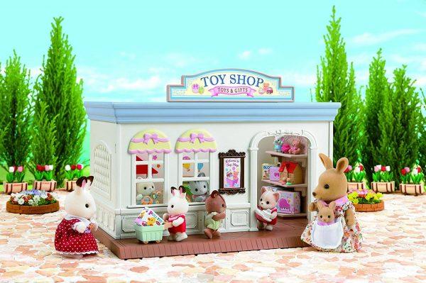משפחת סילבניאן - חנות צעצועים 5050