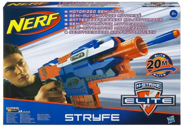 רובה נרף סטרייף בלאסטר - NERF STRYFE BLASTER A0200