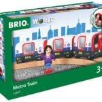 15806בריו רכבת מטרו BRIO 33867
