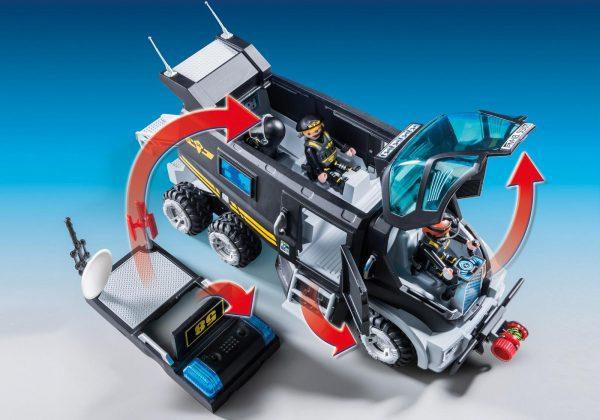 """רכב מצויד של הימ""""מ - פליימוביל 9360 - חדש!!"""