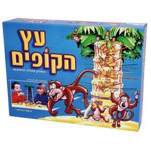 עץ הקופים - קודקוד
