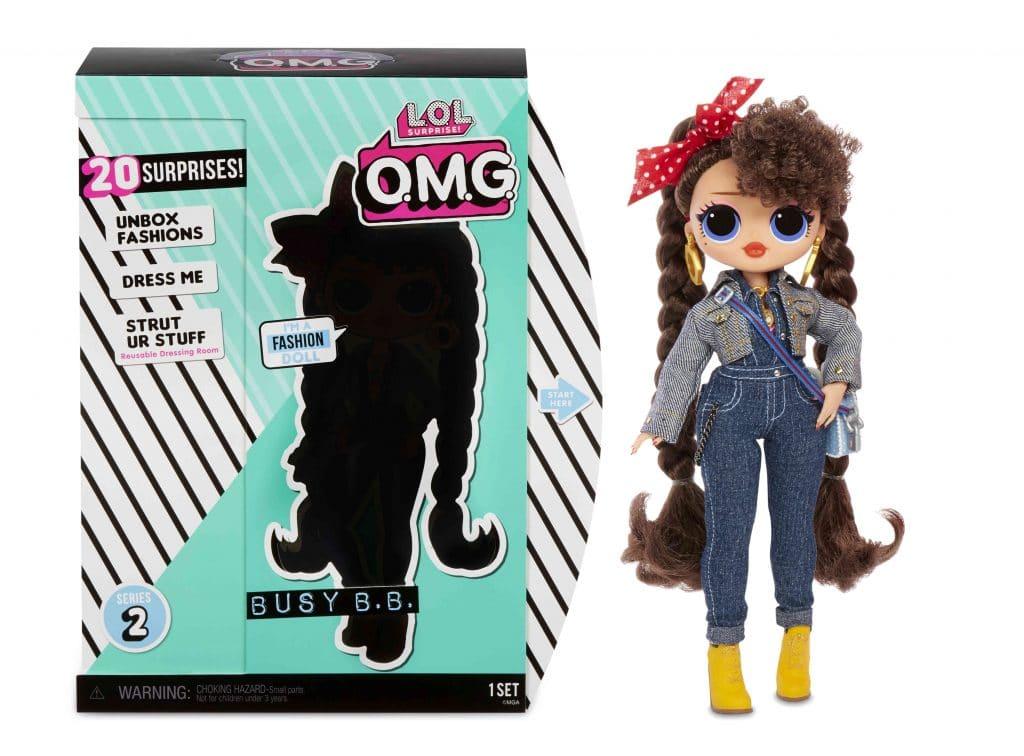 LOL Surprise - לול OMG בובת אופנה
