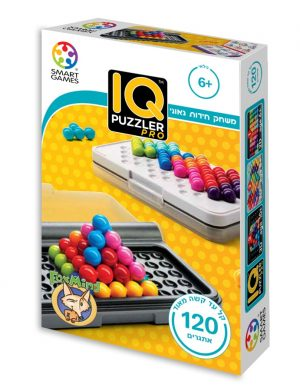 פאזלר IQ Puzzler Pro - פוקסמיינד