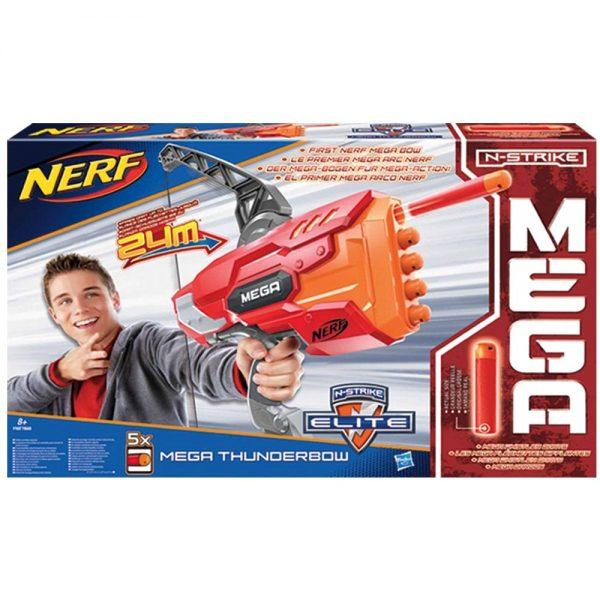 נרף מגה פאנדר באו NERF Mega Thunderbow