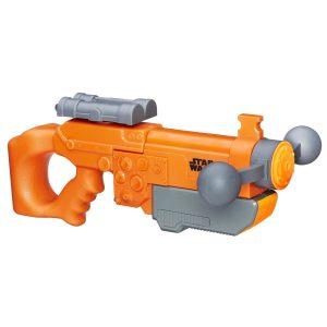 נרף - רובה מים מלחמת הכוכבים CHEWBACCA BOWCASTER B4446