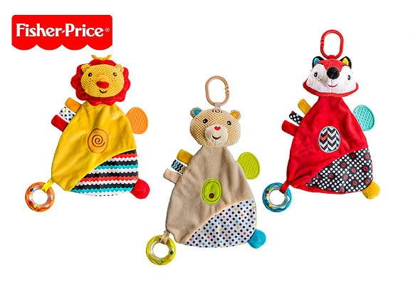 18434Fisher Price – פישר פרייס – בובת נומי נומי