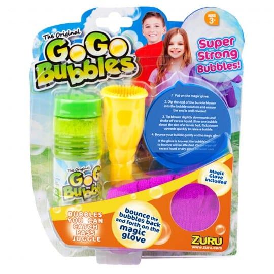 גו גו באבלס – בועות סבון שלא מתפוצצות!