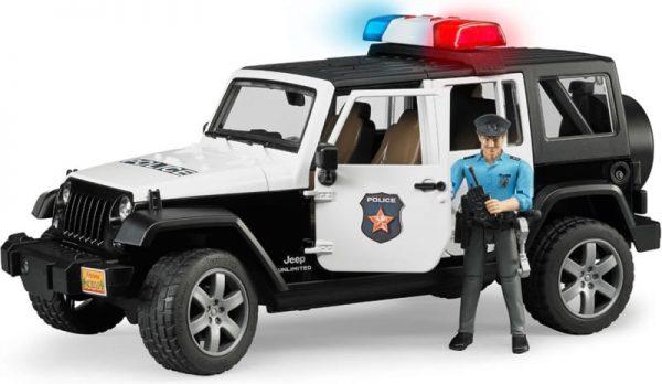 ברודר - ג'יפ רוביקון משטרה כולל דמות