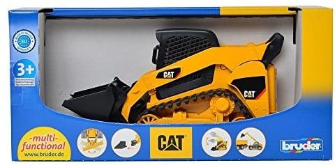 18965טרקטור CAT Loader – ברודר 2136