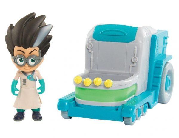 המעבדה של רומאו עם דמות - כוח פי ג'יי PJ MASKS
