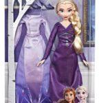 19492פרוזן 2 – בובה של אלזה / אנה לבחירה + שמלת ערב ונעליים