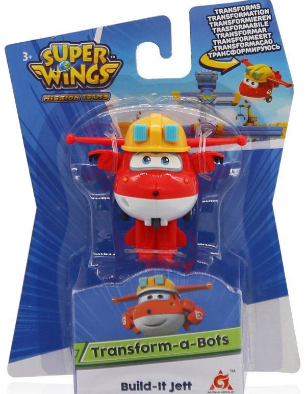 מטוסי על - רובוטריק קטן ג'ט הבנאי