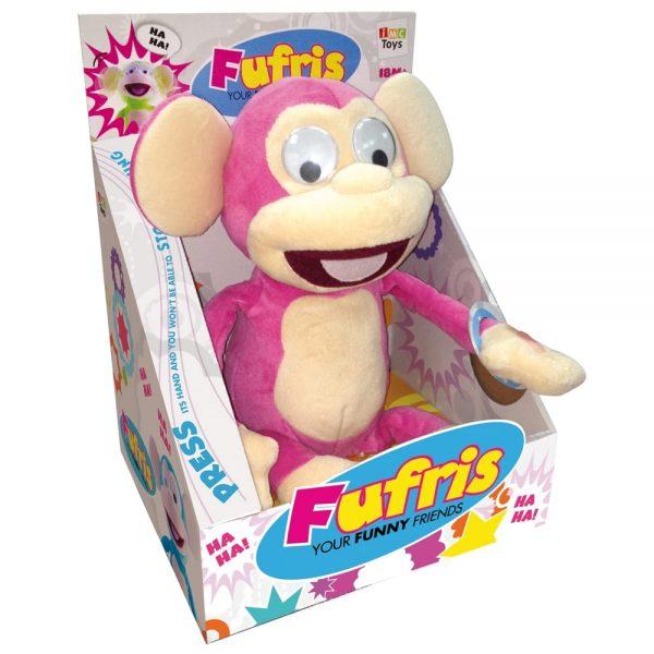 קוף צוחק