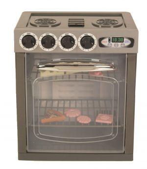 GL – תנור עם כיריים חשמליים