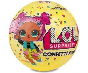 כדור ההפתעות LOL - קונפטי חדש!
