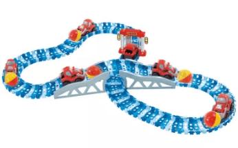 מסלול חוליות ומכונית- Playgo