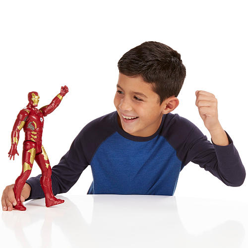 """הנוקמים - הנוקמים - איירון מן מדבר 30 ס""""מ Avengers"""