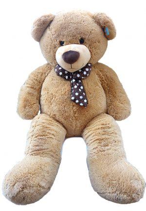 דובי בד ענקי 150 סמ חום