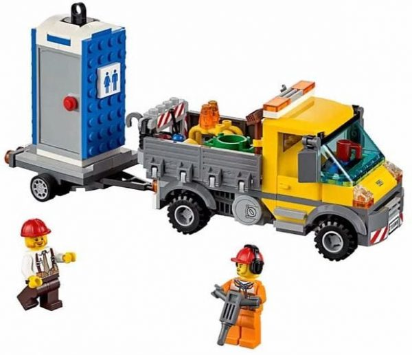 משאית שירות 60073
