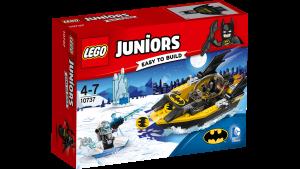 לגו ג'וניור- מר פריז נגד באטמן 10737 LEGO JUNIORS