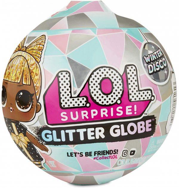 LOL Surprise - כדור LOL Glitter Globe גלוב מנצנץ