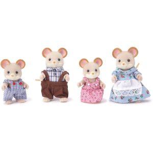 משפחת סילבניאן - עכברי העיר - 3103