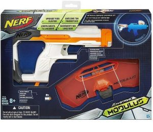 NERF Modulus Strike and Defend נרף מודולס קת ומגן B1536