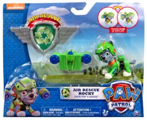 מפרץ ההרפתקאות - צוות חילוץ אווירי - רוקי PAW PATROL