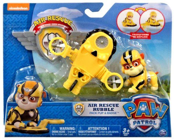 מפרץ ההרפתקאות - צוות חילוץ אווירי - ראבל PAW PATROL