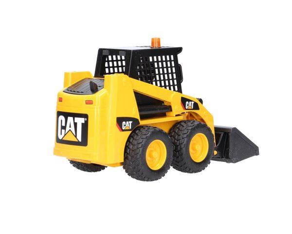 טרקטור CAT Skid Steer Loader - ברודר 2481