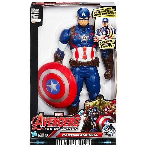 """הנוקמים - קפטן אמריקה מדבר 30 ס""""מ"""