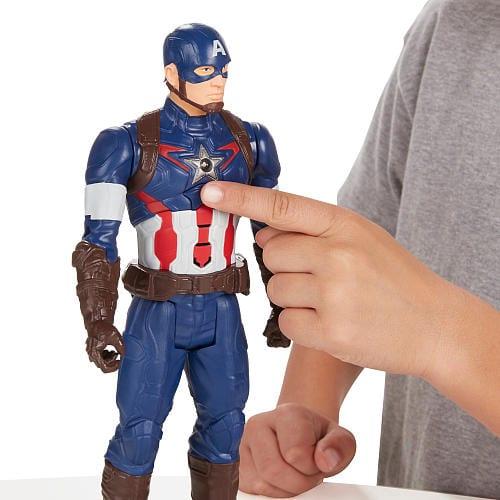 """הנוקמים - קפטן אמריקה מדבר 30 ס""""מ Avengers."""